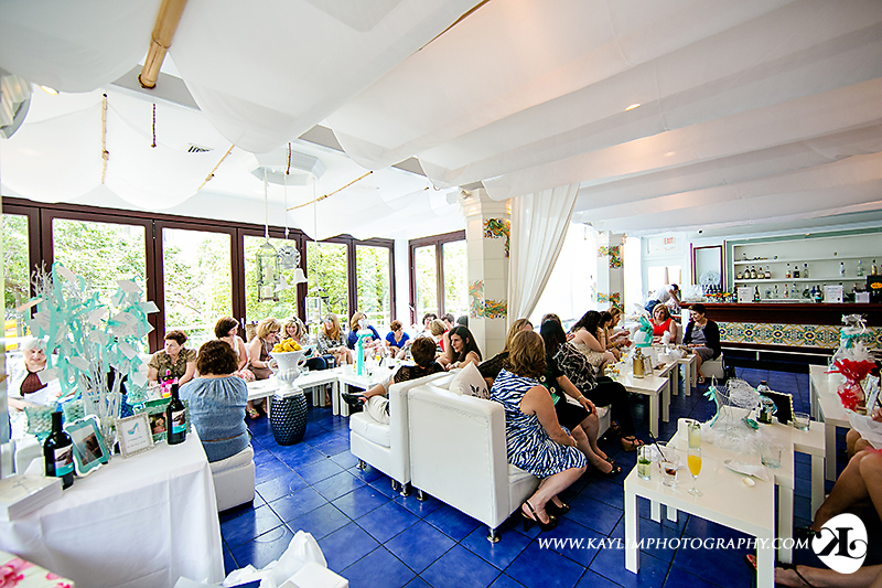 Anastasia S Bridal Shower Positano Coast Restaurant Crudo And. Baby Shower  Restaurants Nyc